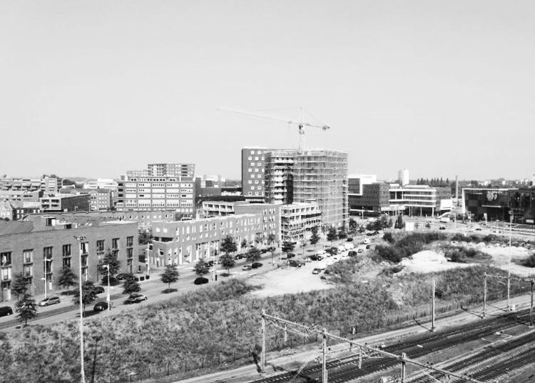 Trapezium-terrein, Amersfoort