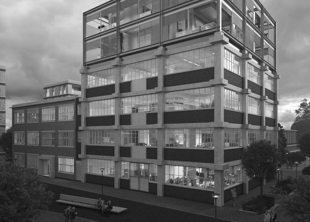 Sigmafabriek, Amsterdam